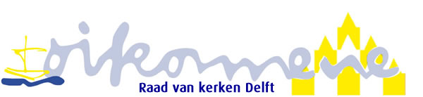 Raad van kerken Delft logo