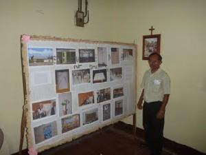 Tentoonstelling San Martin